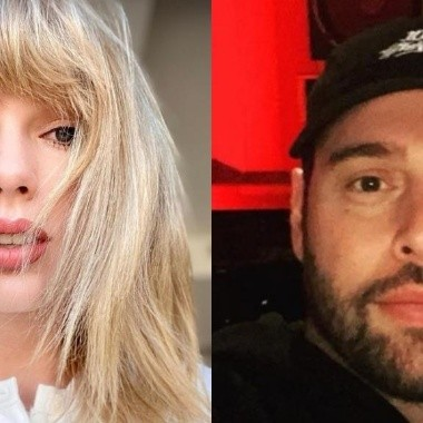 Scooter Braun y Scott Borchetta niegan haber amenazado a Taylor Swift