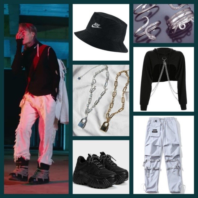 4 outfits inspired by Kai and his MMMH debut MV
